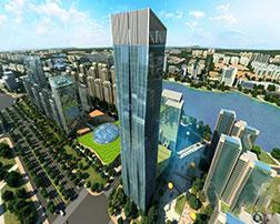 苏州绿地中央广场项目